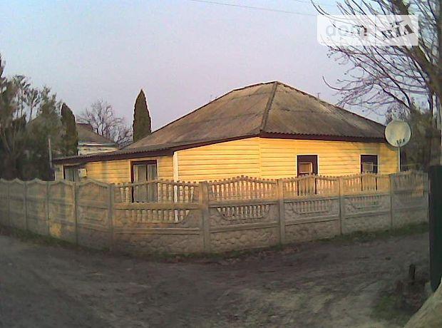 одноэтажный дом с мебелью, 70 кв. м, дерево и кирпич. Сдается помесячно в Переяславе-Хмельницком фото 1