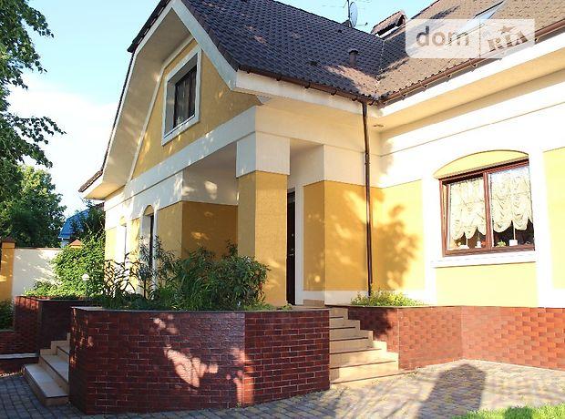 двухэтажный дом с балконом, 423 кв. м, кирпич. Сдается помесячно в Ровно фото 1