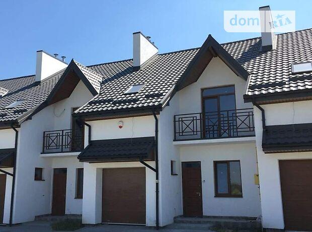 двухэтажный дом с балконом, 140 кв. м, кирпич. Сдается помесячно в Тернополе, в районе Аляска фото 1