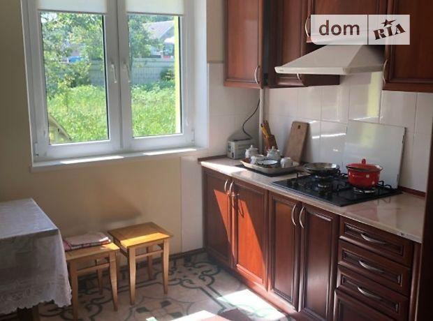 одноэтажный дом с ремонтом, 90 кв. м, кирпич. Сдается помесячно в Тернополе, в районе Дружба фото 1