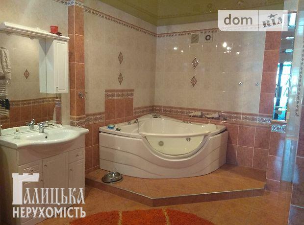 двухэтажный дом с камином, 240 кв. м, кирпич. Сдается помесячно в Тернополе, в районе Новый свет фото 1