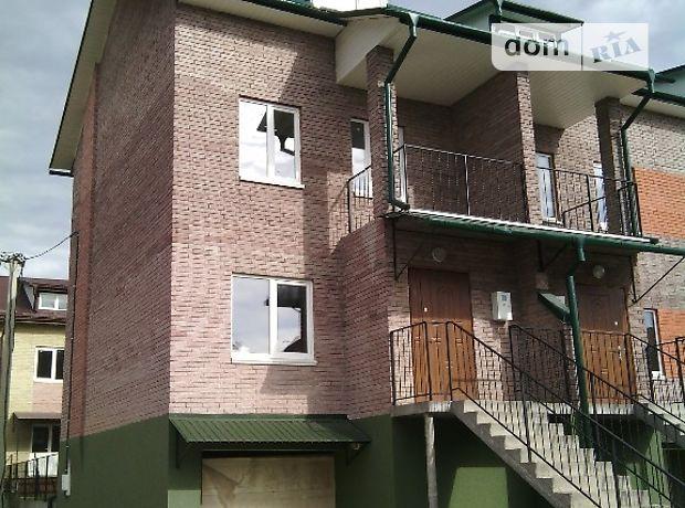 трехэтажный дом с балконом, 144 кв. м, кирпич. Сдается помесячно в Тернополе, в районе Сахарный завод фото 1