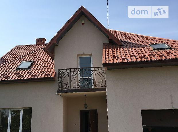 двухэтажный дом с балконом, 215 кв. м, кирпич. Сдается помесячно в Тысменице фото 1