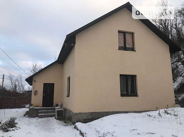 двухэтажный дом с ремонтом, 147 кв. м, пеноблок. Сдается помесячно в Василькове фото 1