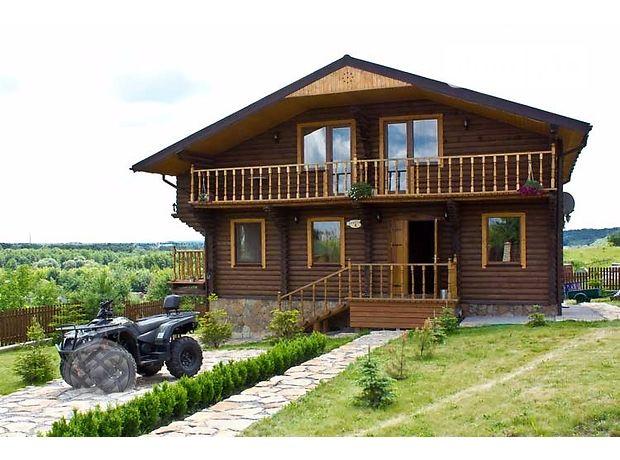 двухэтажный дом с камином, 252 кв. м, кирпич. Сдается помесячно в Виннице, в районе Киевская фото 1