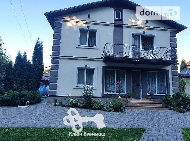 двопроверховий будинок з каміном, 200 кв. м, цегла. Здається помісячно в Вінниці, в районі Слов'янка фото 1