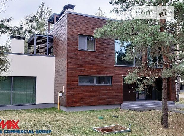 двухэтажный дом с камином, 220 кв. м, кирпич. Сдается помесячно в Вышгороде, в районе Вышгород фото 1