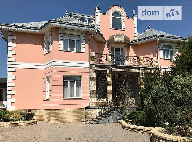 двухэтажный дом с камином, 450 кв. м, кирпич. Сдается помесячно в Запорожье, в районе Днепровский (Ленинский) фото 1