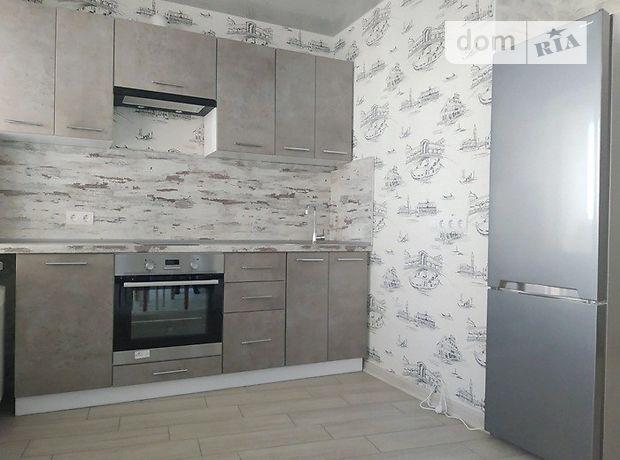 однокомнатная квартира с мебелью в Броварах, район Торгмаш, на Москаленко в аренду на долгий срок помесячно фото 1