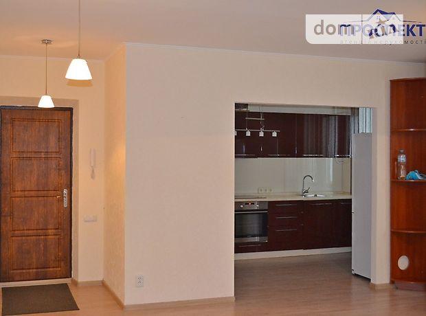 трехкомнатная квартира с мебелью в Черкассах, район Мытница, в аренду на долгий срок помесячно фото 1