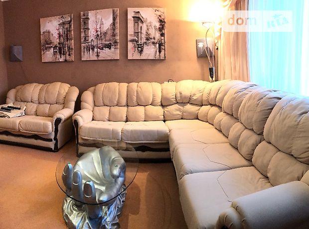 двухкомнатная квартира с мебелью в Чернигове, район Мегацентр, на ул. Пятницкая 49, в аренду на долгий срок помесячно фото 1