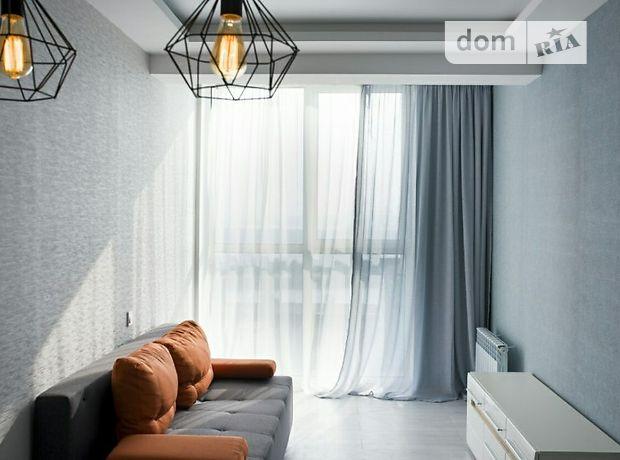 двухкомнатная квартира с мебелью в Днепре, на ул. Фучика в аренду на долгий срок помесячно фото 1