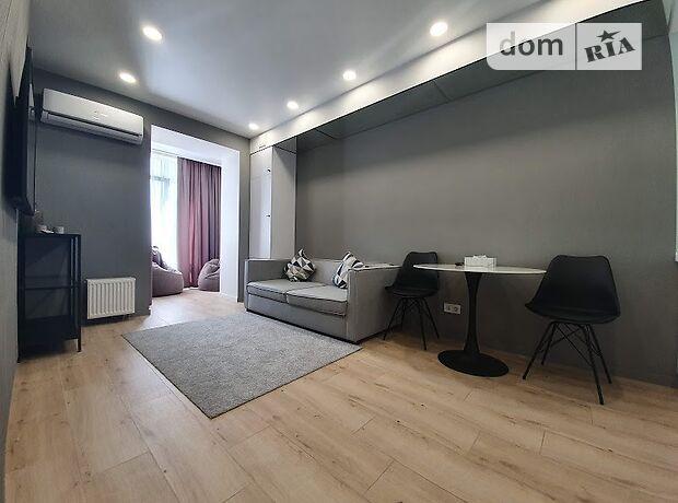 двухкомнатная квартира с мебелью в Днепре, район Индустриальный, на ул. Хмельницкого Богдана в аренду на долгий срок помесячно фото 1