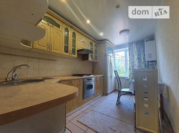 двухкомнатная квартира с мебелью в Днепре, район Индустриальный, на просп. Мира 21, в аренду на долгий срок помесячно фото 1