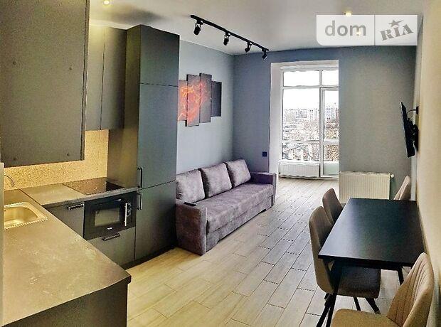 двухкомнатная квартира с мебелью в Днепре, район Индустриальный, на ул. Хмельницкого Богдана 11 в аренду на долгий срок помесячно фото 1