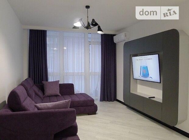 двухкомнатная квартира с мебелью в Днепре, район Центральный, на ул. Красная 37 в аренду на долгий срок помесячно фото 1