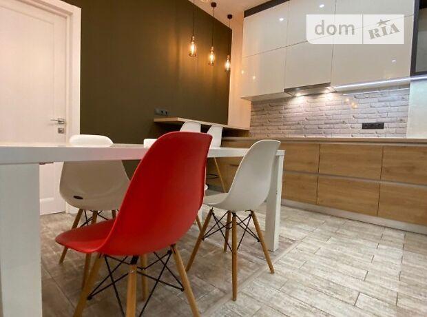 трехкомнатная квартира с мебелью в Днепре, в аренду на долгий срок помесячно фото 1