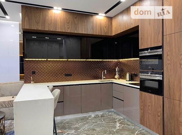 двухкомнатная квартира с мебелью в Днепре, на ул. Симферопольская 2К в аренду на долгий срок помесячно фото 1