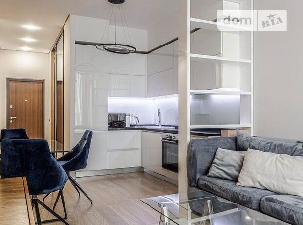 двухкомнатная квартира с мебелью в Днепре, на ул. Жуковского 24 в аренду на долгий срок помесячно фото 1