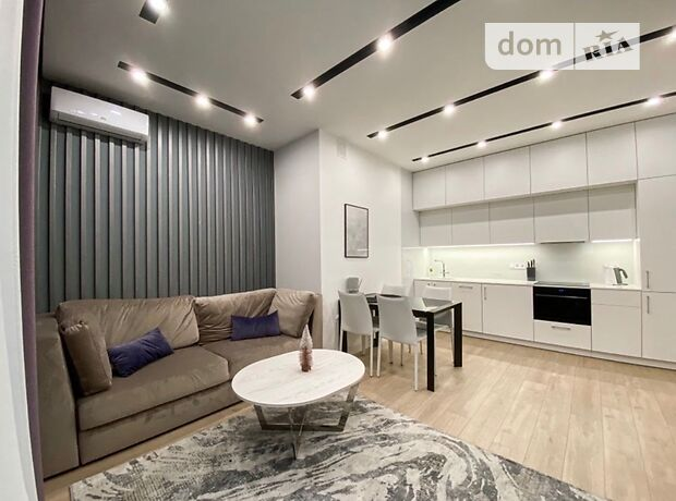 двухкомнатная квартира с мебелью в Днепре, район Соборный, на ул. Жуковского 24 в аренду на долгий срок помесячно фото 1