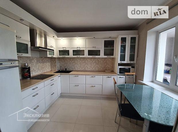 двухкомнатная квартира с мебелью в Днепропетровске, район Индустриальный, на ул. Калиновая в аренду на долгий срок помесячно фото 1
