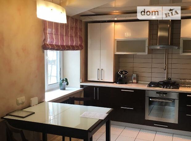 трехкомнатная квартира в Днепропетровске, район Нагорка, на ул. Фурманова 14, в аренду на долгий срок помесячно фото 1