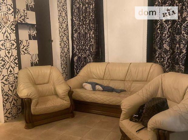 двухкомнатная квартира с мебелью в Днепропетровске, район Низ Кирова, на просп. Пушкина в аренду на долгий срок помесячно фото 1