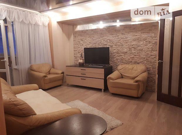 двухкомнатная квартира в Днепропетровске, район Центральный, на пл. Дзержинского 1, в аренду на долгий срок помесячно фото 1