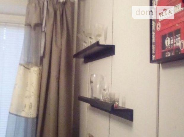 однокомнатная квартира в Донецке, район Будённовский, в аренду на долгий срок помесячно фото 1