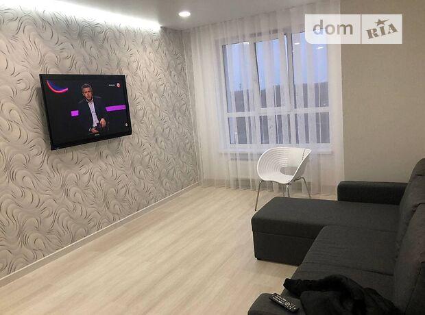 однокомнатная квартира с мебелью в Харькове, район Индустриальный, на просп. Московский 268В в аренду на долгий срок помесячно фото 1