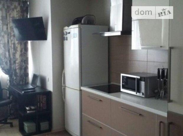 двухкомнатная квартира с мебелью в Харькове, район Левада, на Гагарина пр. (Гагарина Проспект) 43, в аренду на долгий срок помесячно фото 1