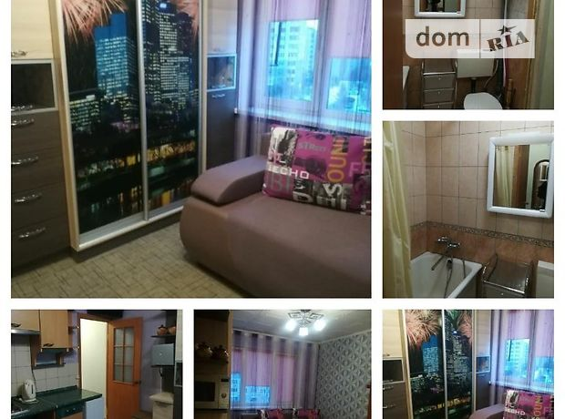 однокомнатная квартира в Харькове, район Салтовка, на ул. Гарибальди 26, в аренду на долгий срок помесячно фото 2