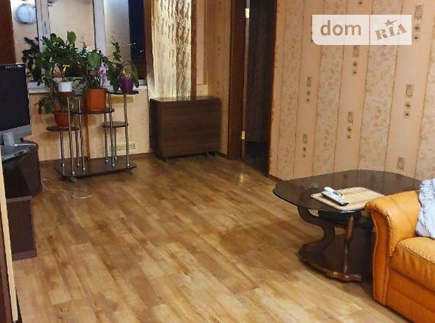 трехкомнатная квартира с мебелью в Харькове, район Салтовка, на просп. Тракторостроителей в аренду на долгий срок помесячно фото 1