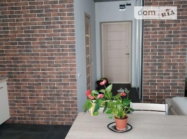 однокомнатная квартира с мебелью в Харькове, район Шевченковский, на проспект Победы в аренду на долгий срок помесячно фото 1