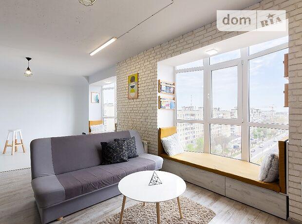 четырехкомнатная квартира с мебелью в Ивано-Франковске, район Коновальца Чорновола, на пл. Европейская 3 в аренду на долгий срок помесячно фото 1