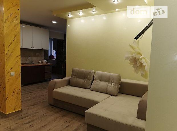 трехкомнатная квартира с мебелью в Ивано-Франковске, район Центр, на ул. Дадугина в аренду на долгий срок помесячно фото 1