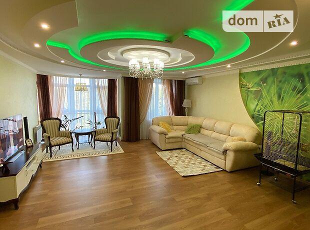 трехкомнатная квартира с мебелью в Житомире, район Богунский, на ул. Победы 99, в аренду на долгий срок помесячно фото 1