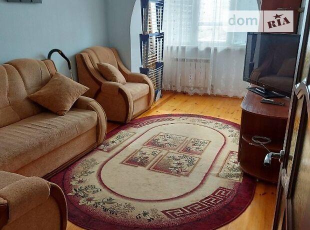 трехкомнатная квартира с мебелью в Житомире, район Центр, на пер. Вацковский в аренду на долгий срок помесячно фото 1
