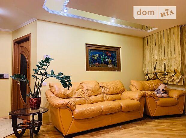 трехкомнатная квартира с мебелью в Житомире, район Вокзал, на ул. Котовского в аренду на долгий срок помесячно фото 1