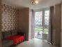 однокомнатная квартира с мебелью в Киеве, район Дарницкий, на ул. Драгоманова 2б в аренду на долгий срок помесячно фото 4