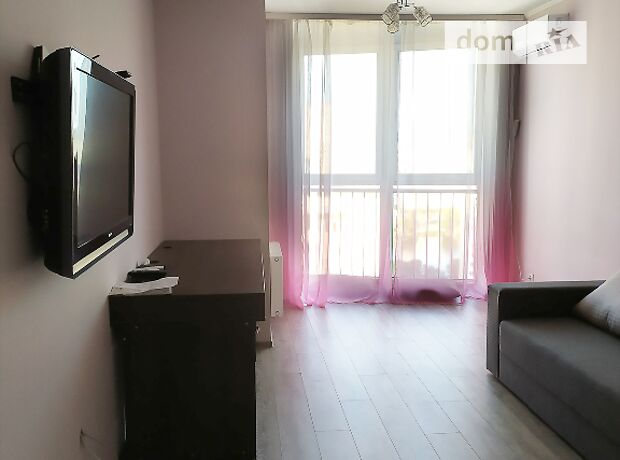 однокомнатная квартира в Киеве, район Дарницкий, на ул. Драгоманова 2, в аренду на долгий срок помесячно фото 1
