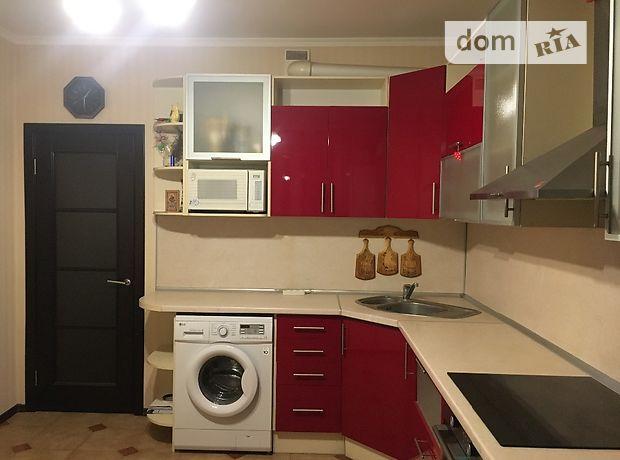 двокімнатна квартира з меблями в Києві, район Дарницький, на шосе Харківське 152, в довготривалу оренду помісячно фото 1