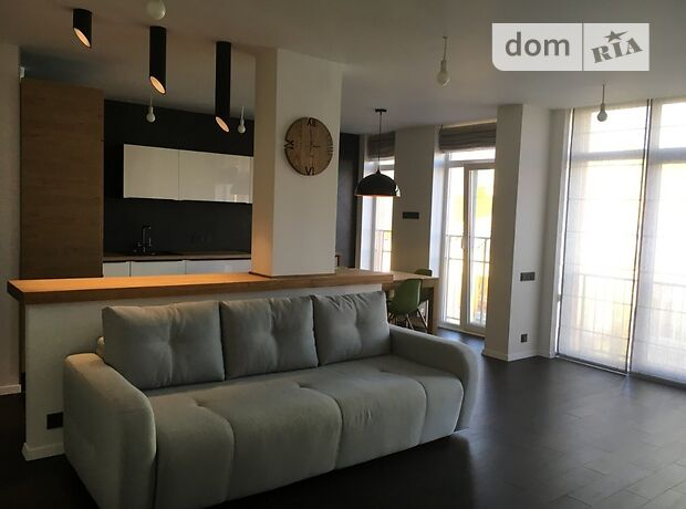 трехкомнатная квартира с мебелью в Киеве, район Дарницкий, на ул. Регенераторная 4, в аренду на долгий срок помесячно фото 1
