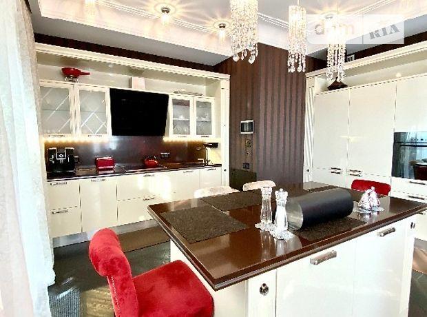 пятикомнатная квартира с мебелью в Киеве, район Дарницкий, на ул. Срибнокильская 12, в аренду на долгий срок помесячно фото 1