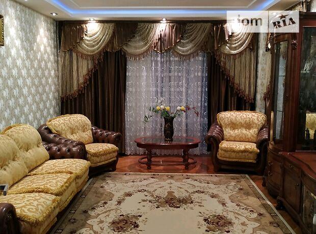 трехкомнатная квартира с мебелью в Киеве, на ул. Дашавская в аренду на долгий срок помесячно фото 1