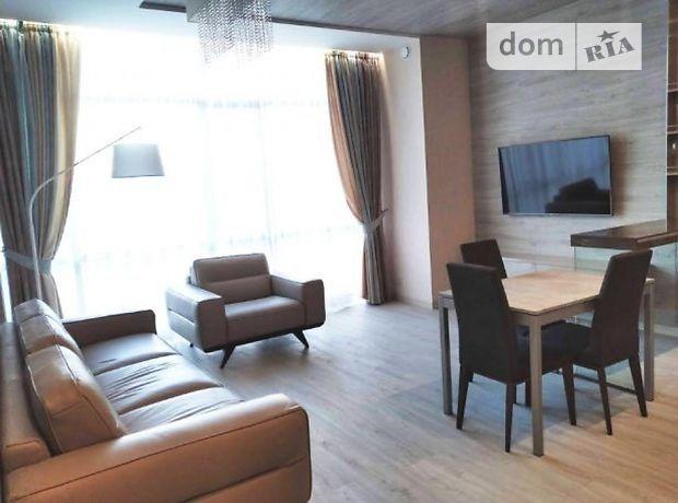 двухкомнатная квартира в Киеве, на ул. Демеевская 33, в аренду на долгий срок помесячно фото 1