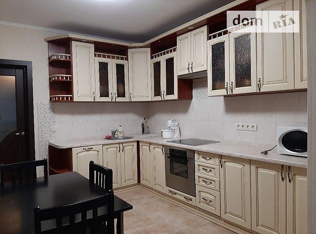двухкомнатная квартира с мебелью в Киеве, район Деснянский, на ул. Бальзака Оноре де 55В, в аренду на долгий срок помесячно фото 1