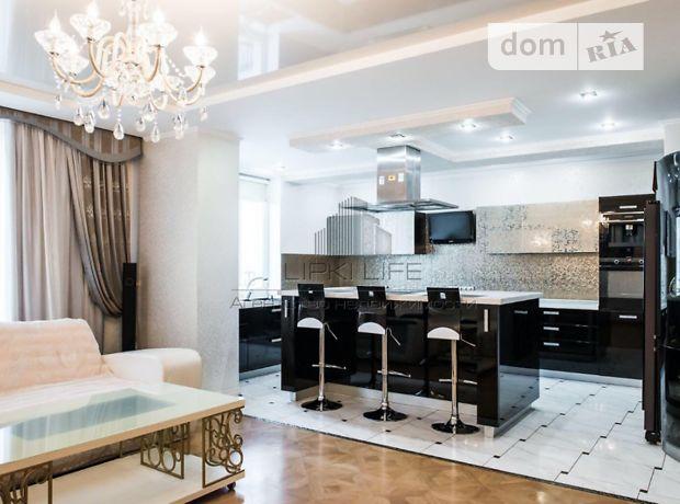 четырехкомнатная квартира с мебелью в Киеве, район Днепровский, на наб. Днепровская 1А, в аренду на долгий срок помесячно фото 1