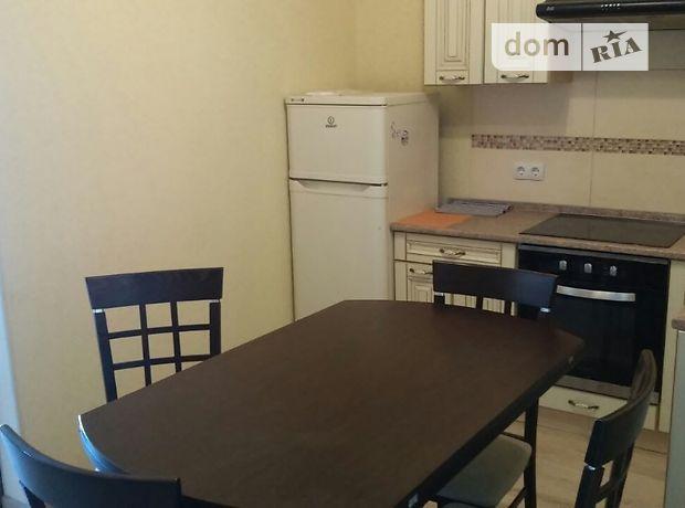 трехкомнатная квартира с мебелью в Киеве, район Днепровский, на ул. Комбинатная 25А, в аренду на долгий срок помесячно фото 1