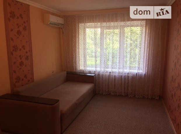 однокомнатная квартира с мебелью в Киеве, район Днепровский, на просп. Мира 9, в аренду на долгий срок помесячно фото 3